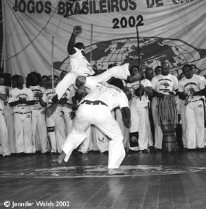 Capoeira-Style